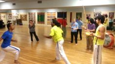 I ADORE my Capoeira family!!!!  Grupo Balanca Capoeira in Nashville,  TN at the Global Education Center