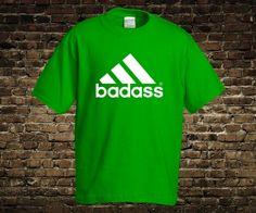 Badass póló az igazi faszagyerekeknek! Több színben is rendelhető a  Pólóműhelytől 0b81140922