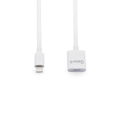#Apple accessories #Extender #Cable #Date #USB #iPhone/#iPod 8-Pin Male to Female White #Extender #Cable only $7.59