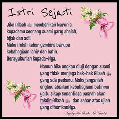 Islamic Qoutes, Islamic Messages, Muslim Quotes, Jodoh Quotes, Motivational Quotes, Inspirational Quotes, Little Things Quotes, Wife Quotes, Self Reminder