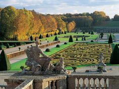 Vaux-le-Vicomte's beauty inspired a new approach to design, where building and landscape architecture were conceived as a whole. Unfortunately for Fouquet, Louis XIV suspected he had stolen government money to fund such lavish construction and jailed him soon after Vaux-le-Vicomte was completed. The king then hired Le Nôtre, Le Vau, and Le Brun to create Versailles.