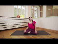 Amiena Zylla - Dynamisches Faszien-Yoga - YouTube