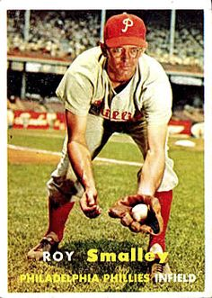 397 - Roy Smalley - Philadelphia Phillies