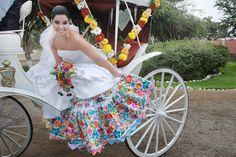 Peruvian wedding inspiration