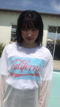 永野芽郁(@mei_nagano0924)さん | Twitter Beautiful Japanese Girl, Nagano, Japanese Models, Japan Fashion, Ulzzang Girl, Asian Beauty, Actresses, T Shirts For Women, Celebrities
