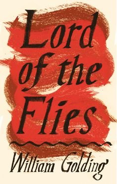 Lord of the Flies (Faber & Faber), Cover art by Wallzo