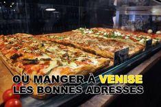 Lors de mon séjour à Venise, j'ai pu tester de nombreux restaurants, je vous offre la liste pour savoir où manger à Venise. Voyage Europe, Lasagna, Pork, Meat, Chicken, Restaurants, Ethnic Recipes, Week End, Tv