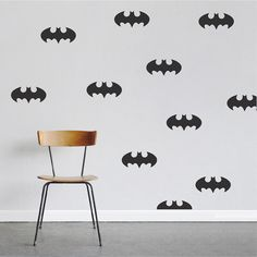 Batman Wall Decal Stickers - From Trendy Wall designs