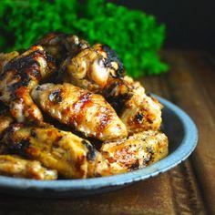 Wing recipe