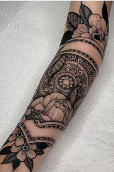 Als Melhores Tattoos de Pet - diy tattoo images - Tatuaje Forearm Tattoos, Finger Tattoos, Body Art Tattoos, New Tattoos, Tatoos, Styles Of Tattoos, Henna Arm Tattoo, Tribal Hand Tattoos, Arm Tattos