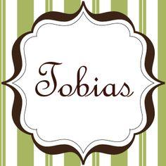 logo for tobias