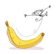 banana slide | Flickr - Photo Sharing!