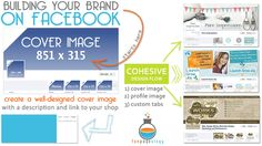 Building Your Brand On Facebook (infographic)