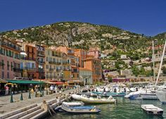 Villefranche sur Mer, France - One of My Favorite Places in the World! Cool Places To Visit, Great Places, Places To Go, Amazing Places, Provence, Villefranche Sur Mer, Holiday Places, Rhone, France Travel
