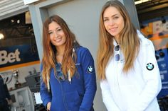 Paddock Girls SBK Portimao 2013