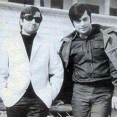 Nadeem Baig And Waheed Murad #Film #Pakistan