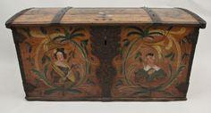 Vesterheim Collections | Trunk [1979.002.001]