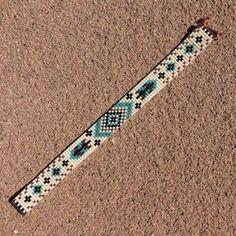 https://www.etsy.com/listing/289004743/turquoise-feathers-bead-loom-bracelet