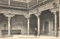 SEGOVIA Y MATEMÁTICAS: JULIO DUQUE BERZAL, fotógrafo en Segovia (1901-1912)