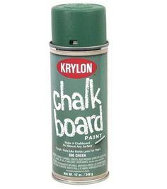 Chalk Board Paint 12 Ounce Aerosol