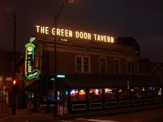 green door tavern chicago | back to the Chicago Bar Project ]