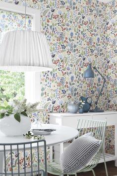 www.borastapeter.se Wallpapers by Scandinavian Designers
