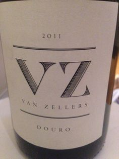 2011 Van Zellers Douro VZ White - Portugal, Douro (89 points)  TASTING NOTE  A…