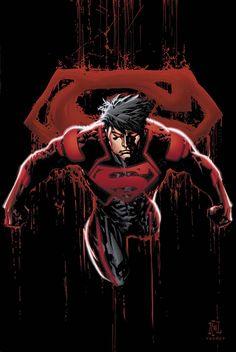 Superboy by Ken Lashley