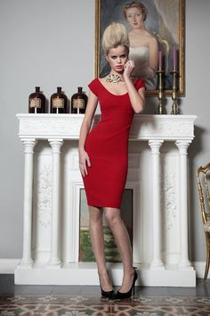 DSquared2 Red & Black Collection as featured http://www.wifedup.com/blog/dsquared2-red-black-collection/