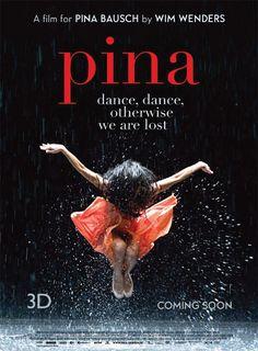 PINA. Director, Wim Wenders.