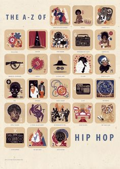 Sophie Bass The A-Z of hip hop