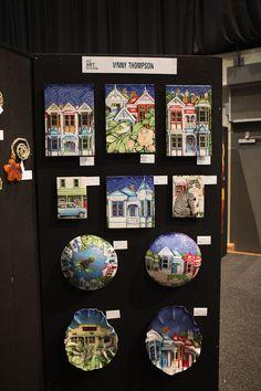 Vinny Thompson Artists, Frame, Artwork, Home Decor, Homemade Home Decor, Work Of Art, A Frame, Frames, Hoop