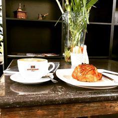 #goodmorning #attibassilovers #croissant #cappuccino #latte #sensation #coffee #cafe #amsterdam🇳🇱#TagsForLikes #cafelife #caffeine #hot #mug #drink #coffeeaddict #coffeegram #coffeeoftheday #cotd #coffeelover #coffeelovers #coffeeholic #coffiecup #coffeelove #coffeemug #TagsForLikesApp #coffeeholic #coffeelife_2016