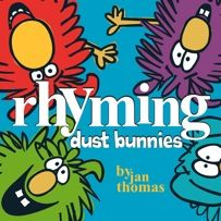 Rhyming Dust Bunnies printable