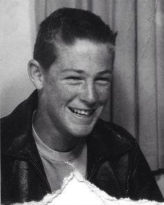 Brian Wilson circa 1959