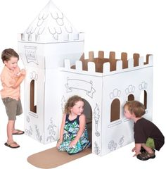 Box Creations Medieval Castle