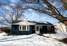 SOLD! 1938 Brock Ct., Ann Arbor, MI. Located in central Ann Arbor, within walking/biking distance of downtown and the University of Michigan, this updated ranch offers 3 bedrooms and 1.1 baths. New deck and privacy fence. $197,000