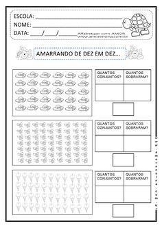 Aqui você encontra diversas atividades para Alfabetização e também para o Ensino Fundamental I.