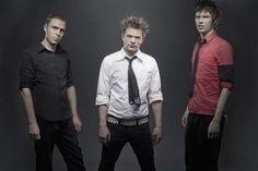 Sum 41 Classic Punk-pop band!