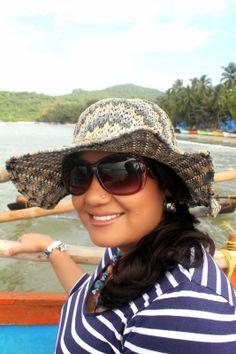 Happy Momma's Diary: Babymoon Palolem Beach Goa 6th Day....Dolphin visi...