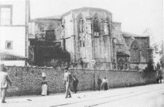 Iglesia de San Francisco. Oviedo