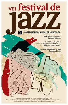 Festival de Jazz 2013 @ Conservatorio de Música de Puerto Rico