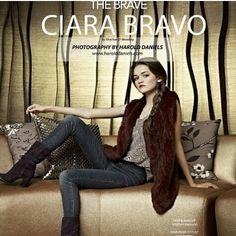 Ciara Bravo | VK
