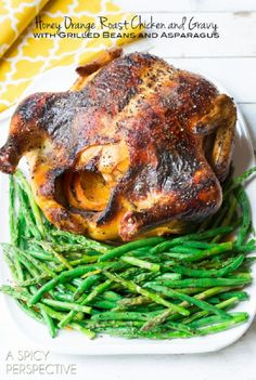 Herb roasted chicken from Dr Phil Cook Book. ( this pic is just a reminder)