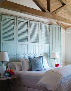 :: Coastal Bedrooms - Headboards ::