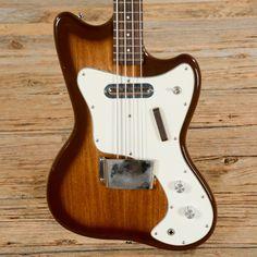 Silvertone Electric Bass Sunburst 1967 (s429)