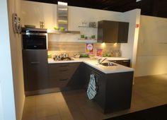 Gekke indeling keuken