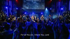 New Creation Church - You come to me (+playlist)