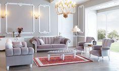 Decor Home Living Room, Living Room Sofa Design, Home Room Design, Home Interior Design, Home And Living, Couch Furniture, Home Decor Furniture, Home Decor Items, Home Furnishings