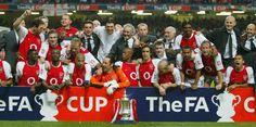 Arsenal - FA Cup Winners 2003